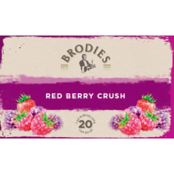 Infusion Brodies - Red Berry Crush