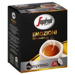 Capsules de café moulu Emozioni Segafredo Myespresso