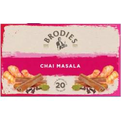 Thé Brodies - Chai masala