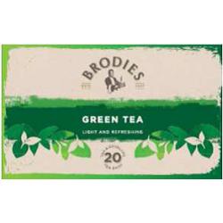 Thé Brodies - Green Tea