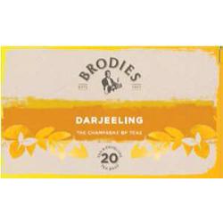 Thé Brodies - Darjeeling