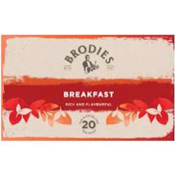 Thé Brodies - Breakfast tea