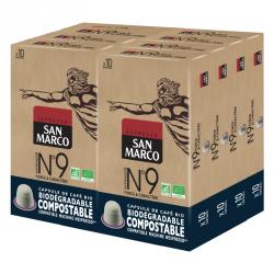 Capsules de café BIO N°9 Maxi format
