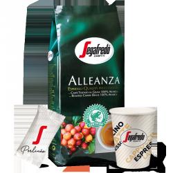 KIT ALLEANZA - 1kg de café + 200 perlinea (+ 150 gobelets offerts)